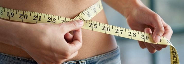 Checking Waist Size After Weight Loss
