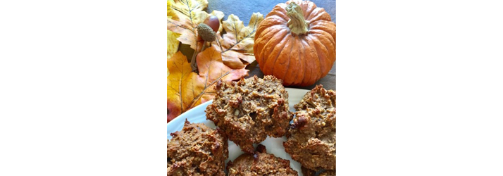 Pumpin Breakfast Cookies Recipe by WellConsulted